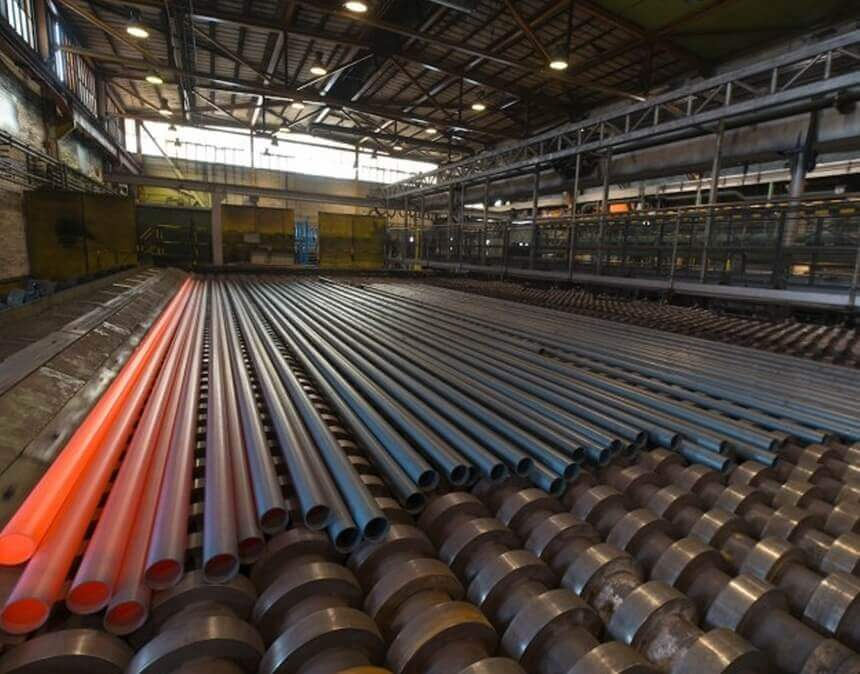 ST52 Seamless Pipes
