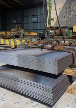 500x500x5mm Steel PLATES s235jr Made to Measure-burned and deburred