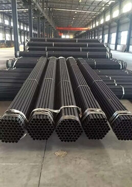 S235JRH Seamless Pipe